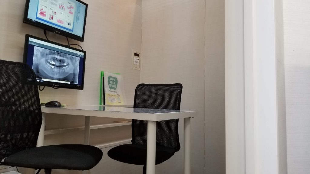 インプラント治療相談室